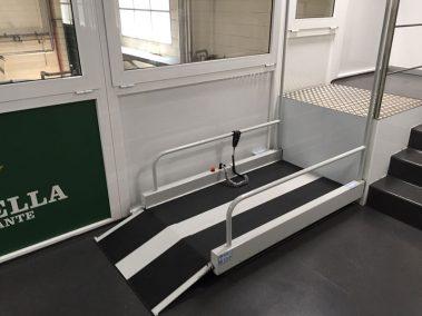 Elevador Vertical Transportable