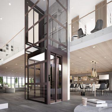 elevador vertical Bizkaia