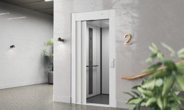 elevador cabinado
