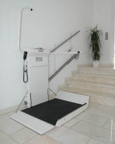 plataforma elevadora minusvalidos